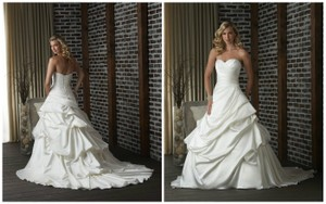 Bonny Bridal 301 Wedding Dress