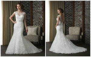 Bonny Bridal 305 Wedding Dress