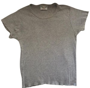 Hard Tail T Shirt Grey
