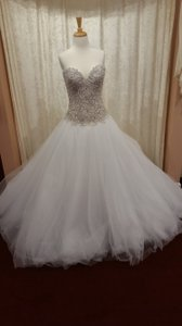 Kenneth Winston 1562 Wedding Dress