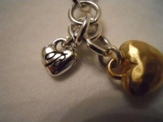 Brighton hearts of gold bracelet