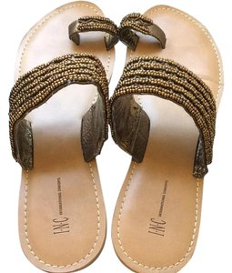 INC International Concepts Tan/Brown Sandals