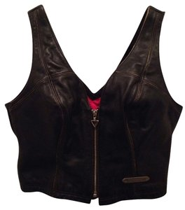 Harley Davidson Top Black