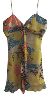 MILLY Bright Sexy Top Multi-color