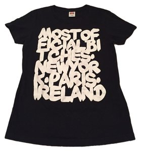 Married to the Mob T Shirt Black