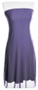 Marc New York Strapless Fully Lined Dress