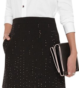 Christopher Kane Mini Skirt Black