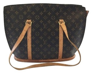 Louis Vuitton Babylon Neverfull Luco Tote in Monogram