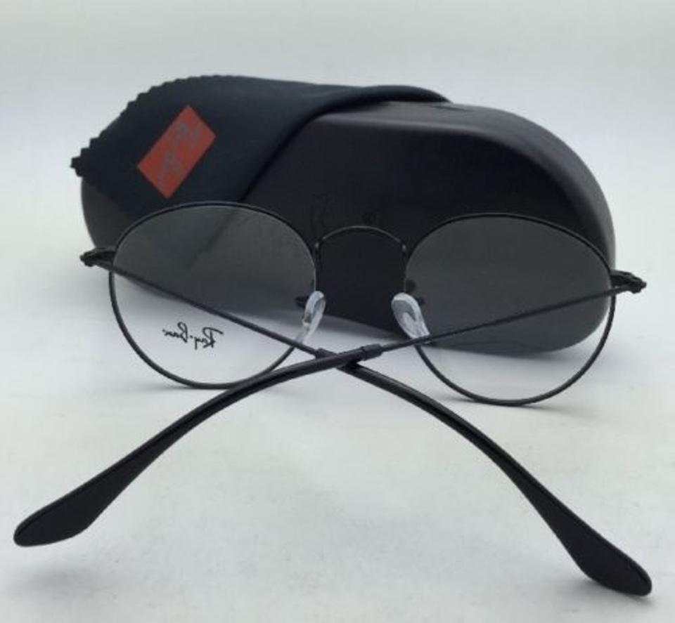 e6b1cef1bb3 Ray-Ban Rb 3447v 2503 47-21 Matte Black Round Frames New Eyeglasses ...