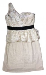 Preload https://item1.tradesy.com/images/river-island-cream-with-black-belt-wedding-outfit-glam-night-out-rehersal-dinner-lace-one-shoulder-l-167060-0-0.jpg?width=400&height=650