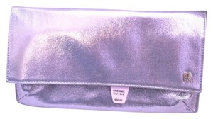 Victoria's Secret Silver Vs Limited Rare Silver Black Clutch