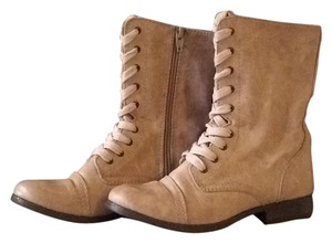 Mossimo Supply Co. Light tan Boots