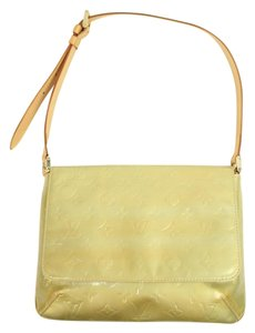 Louis Vuitton Green Classic Flap Shoulder Bag