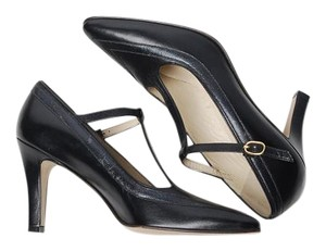Bally Classic Mary Jane Business Must Have black Pumps