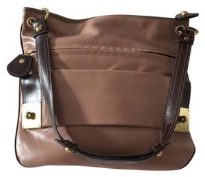 Mulberry Leather Vintage Hobo Bag