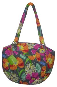 Vera Bradley Tote in Jazzy Bloom