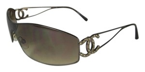 Chanel Glam Aviator - Brown &