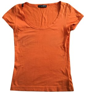 Dolce&Gabbana Dolce And Gabbana Shirt T Shirt orange