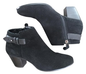 Guess Suede Full Length Black Boots