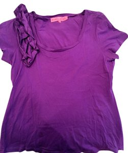 Sinclaire 10 T Shirt Purple