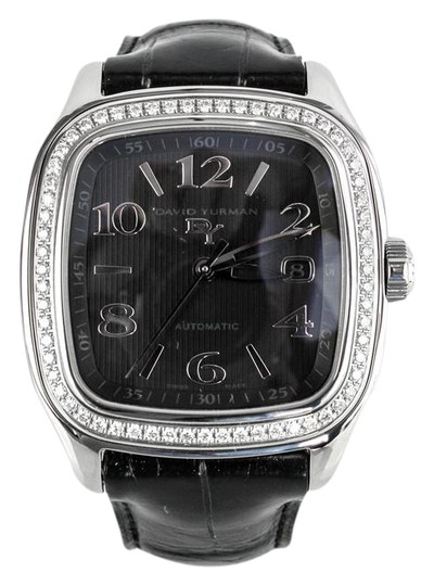 David Yurman David Yurman Belmont Automatic Unisex Diamond Bezel Watch