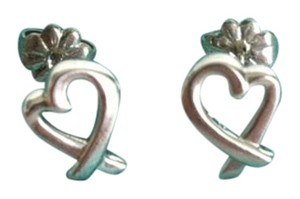 Tiffany & Co. Tiffany & Co. Paloma Picasso Loving Heart Earrings