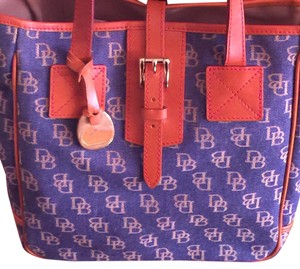 Dooney & Bourke Tote in Denim