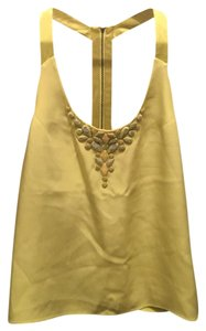 Rebecca Taylor Top Yellow