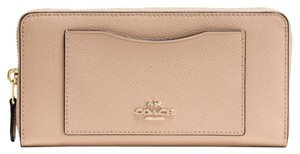 Coach COACH accordion zip wallet