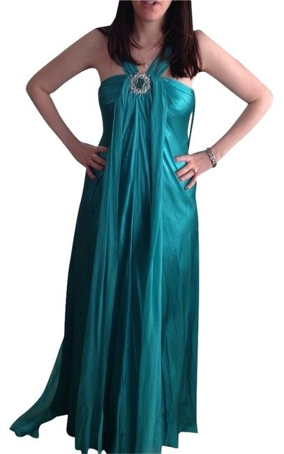 Preload https://item1.tradesy.com/images/marc-bouwer-turquoise-formal-dress-size-4-s-1670905-0-0.jpg?width=400&height=650