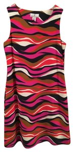 Jude Connally short dress Multi on Tradesy