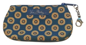Vera Bradley Vera Bradley Riviera Blue Coin Purse/ID Holder