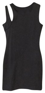 KILL CITY short dress Grey on Tradesy