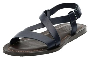 Salvatore Ferragamo Men Black Sandals