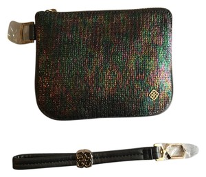 Kendra Scott Wristlet in Gray, Pink, Purple, Gold, Green