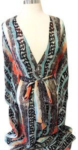 multicolor Maxi Dress by Diane von Furstenberg
