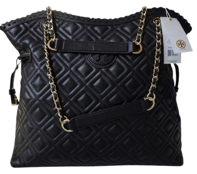 Item - Marion Slouchy Black Tote