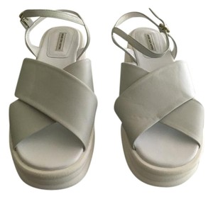Dries van Noten light grey Sandals