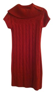 AGB short dress Red on Tradesy
