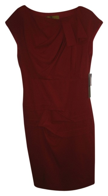 Preload https://item1.tradesy.com/images/nicole-miller-dress-red-1671150-0-0.jpg?width=400&height=650