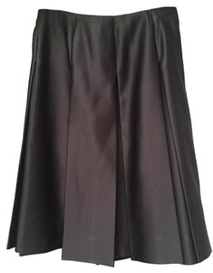 Marc Jacobs Silk Skirt Black