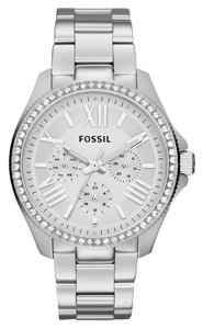Fossil Fossil Female Cecile Watch AM4481 Silver Analog
