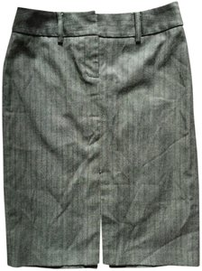 Express Career Dress Business Casual Skirt Grey