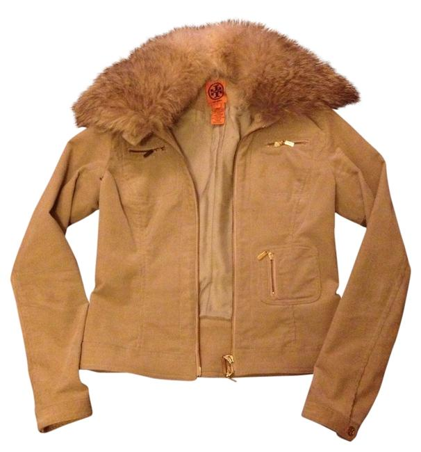 Preload https://item2.tradesy.com/images/tory-burch-camel-cotton-corduroy-detachable-collar-slim-fitting-motorcycle-jacket-size-2-xs-1671306-0-0.jpg?width=400&height=650