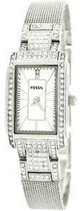 Fossil Fossil Female Dress Watch ES2911 White Analog
