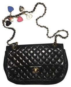 Chanel Leather Classic Limited Edition Shoulder Bag