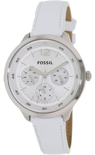 Fossil Fossil Female Dress Watch ES3249 White Analog
