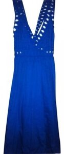 French Connection short dress Royal blue on Tradesy