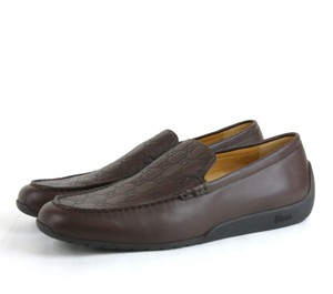 006dc63a82b Gucci Brown Mens Guccissima Dress Loafer Moccasin 269985 2019 Us 12 Shoes