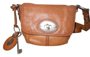 Fossil Leaher Cross Body Bag